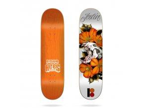 product p l plan b joslin cranial 8 125 skateboard deck