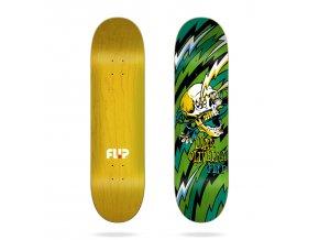 product f l flip oliveira blast 8 13 skateboard deck