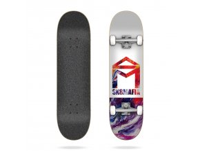 product s k sk8mafia house logo oil low 7 5 complete skateboard