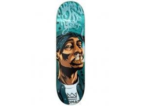 1206015 Skate deska Nomad 2Pac MEDIUM main