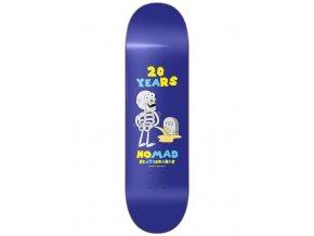 1206023 Skate deska Nomad Role Models V Tomb HIGH main (1)