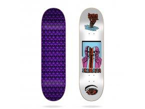 product s k sk8mafia stephen lawyer ward 8 25 skateboard deck