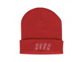 SOUR HO20 066 GM Beanie Red