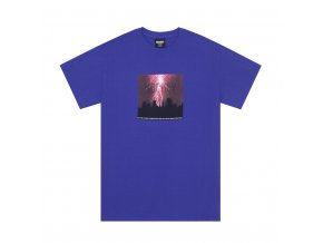 HOCKEY SIDE TWO TEE COBALT
