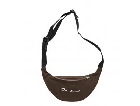 vyr 2180SIGNATURE HIP BAG BROWN