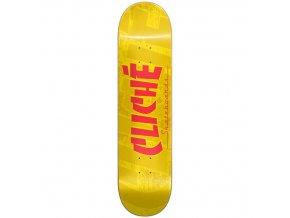 10026519 CLE BANCO Yellow