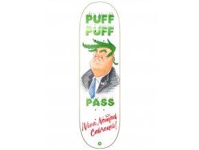 puff puff pass deck