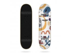 aloiki canggu 7 8 complete skateboard