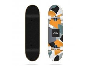tricks skateboards camo 7.7 complete