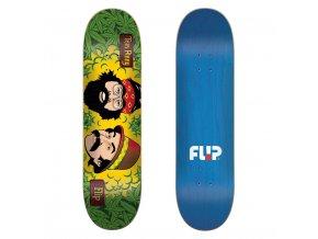 skate deska flip tom penny cheech and chong mary jane 8 0