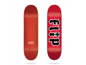 product f l flip team hkd red 8 13 skateboard deck