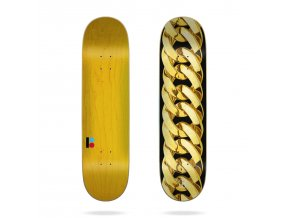 plan b chain gold 8 25 deck