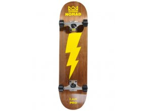 1206240 Skateboard Nomad Thunder brown main