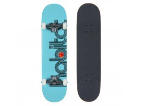 habitat skateboard komplett eclipse blue vorderansicht 0162799