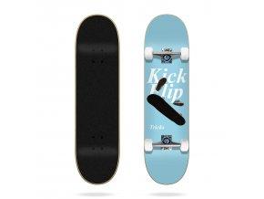 tricks skateboards kickflip 7.375 complete
