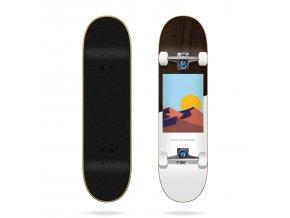 tricks skateboards desert 7.7 complete