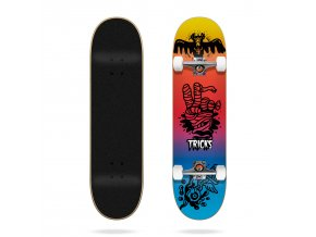 tricks skateboards tattoo 7.25 complete