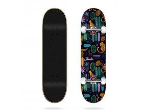 aloiki dakar 7 25 complete skateboard