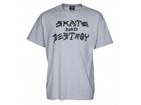 750x750.fit.Thrasher Skate And Destroy T Shirt Grey