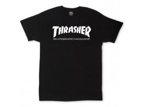 THRASHER SKATEMAG BLACK