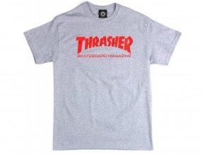 THRASHER SKATEMAG GREY