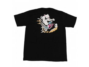 RIPNDIP NERM GEAR HEAD TEE BLACK