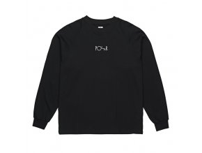 DEFAULT LONGSLEEVE BLACK 1