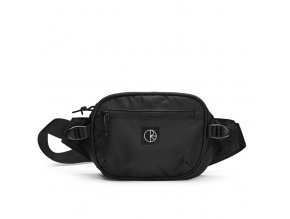 CORDURA HIP BAG BLACK 1