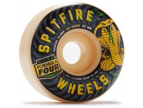 SPITFIRE FORMULA FOUR 101DURO RADIAL SLIMS SPEED 53MM
