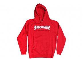 THRASHER GODZILLA HOOD RED 600x