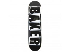 1000036367 baker brand logo black white deck 8 x 31 8 assorted