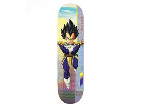 Primitive x Dragon Ball Z McClung Vegeta 8.25%22 Skateboard Deck 305305 front US