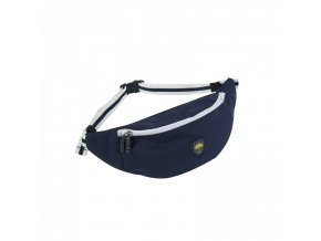 fan waist bag navy