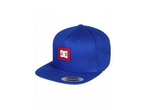 DC SHOES SNAPDOODLE SNAPBACK SODALITE BLUE