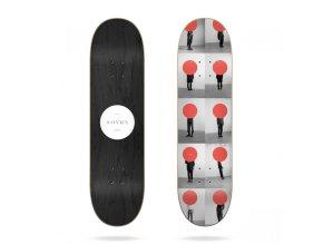 sovrn pedestrians 8 0 skateboard deck