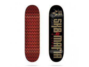 sk8mafia marshall heath the feed 8 1 skateboard deck