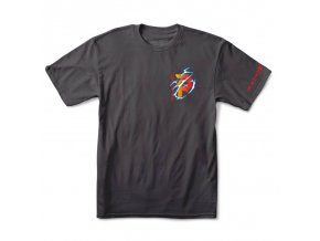 primitive dbz dirty p charcoal tee 2