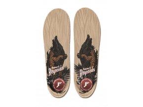 Footprint Kingfoam Reynolds Elite Insoles 277539 front US