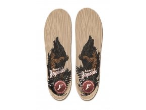 Footprint Kingfoam Reynolds Elite Insoles 277539 front US