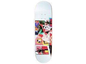 POLAR SKATE CO. NICK BOSERIO THE ARTIST 8.625""