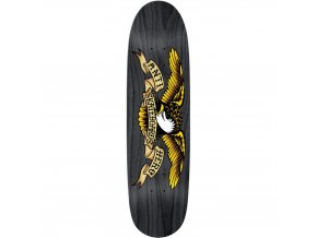 antihero shaped eagle black widow deck 8 5
