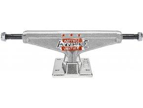 venture worrest awake pro polished skateboard trucks 58