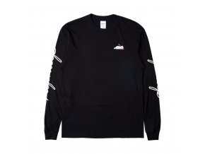 RIPNDIP LADIES MAN LONG SLEEVE BLACK