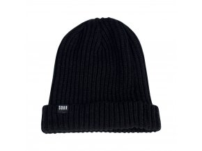SOUR H19 076 SweeperBeanie Black