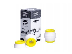 SI 19102 H Silentblocks Socket DUO hard 95A