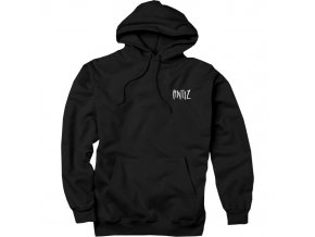 ANTIZ WEAR hiboo hood black front