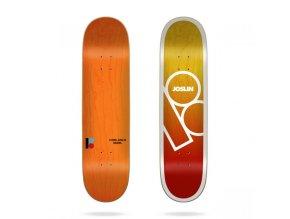 plan b skateboards joslin andromeda 8 25 skateboard deck