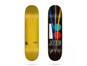 plan b joslin sliced 7 5 skateboard deck
