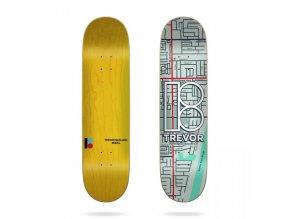 plan b trevor neighbors 8 skateboard deck