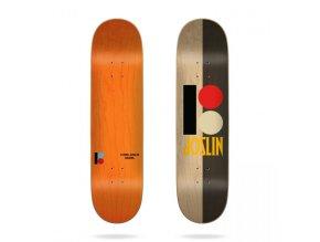 plan b joslin logan 8 skateboard deck
